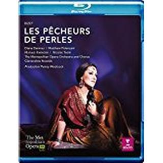 Bizet: Les Pecheurs de Perles [The Metropolitan Opera] [Blu-ray] [2017]